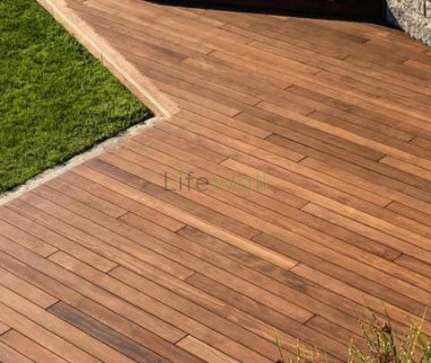Impregnated Wooden Decking - 100% Water & Termite Proof (In Sqft)