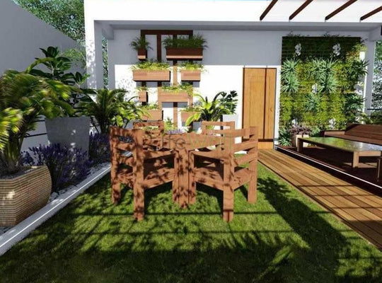 Rooftop Garden Project Per Sqft (Elite Category)