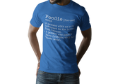 Funny Foodie Definition T-Shirt main image