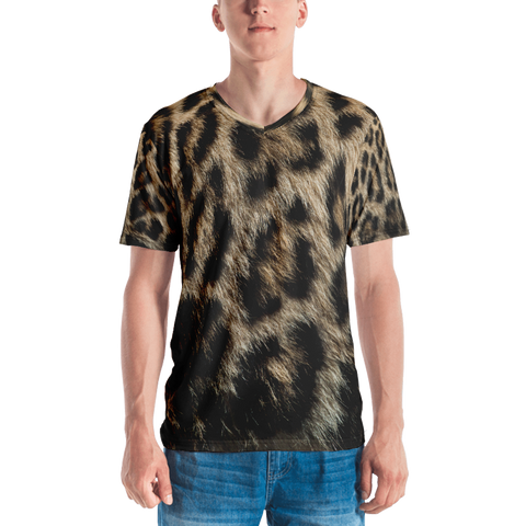 Leopard Men's T-shirt