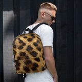 leopard Backpack Main Image