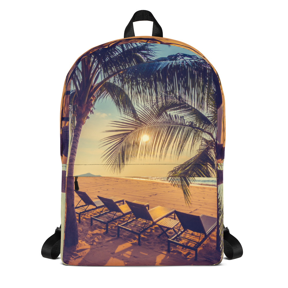 Private Beach Backpack