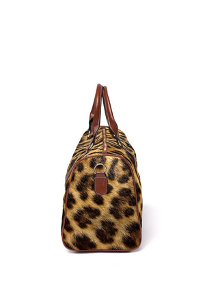 Leopard Travel Bags