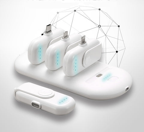 PORTABLE MAGNETIC 4-IN-1 MOBILE POWER SUPPLY