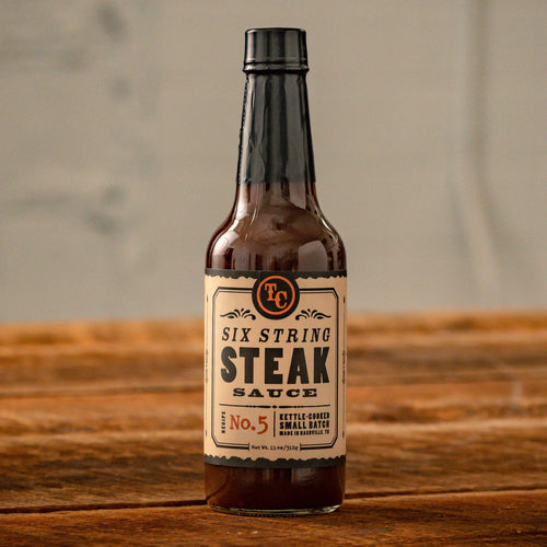 TC Six String Steak Sauce