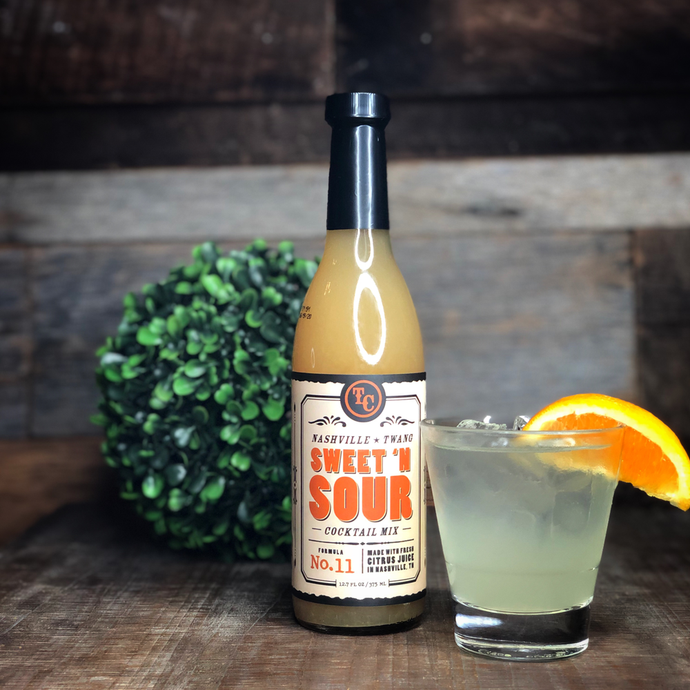 TC Sweet 'N Sour Cocktail Mix