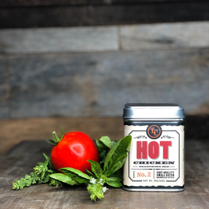 TC Hot Chicken Seasoning Mix