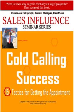 Cold Calling Success: 15 Tactics for Getting the Appointment | E-book