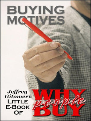Why People Buy | E-Book | Jeffrey Gitomer