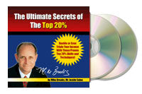 The Ultimate Secrets of the Top 20% | Audiobook (MP3) | Mike Brooks