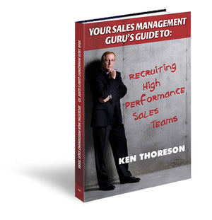 Your Sales Management Guru's Guide to Recruiting High-Performance Sales Teams | Paperback book