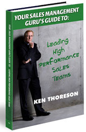 Your Sales Management Guru's Guide to Leading High-Performance Sales Teams | Book (Paperback)