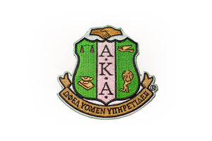 AKA Shield Patch