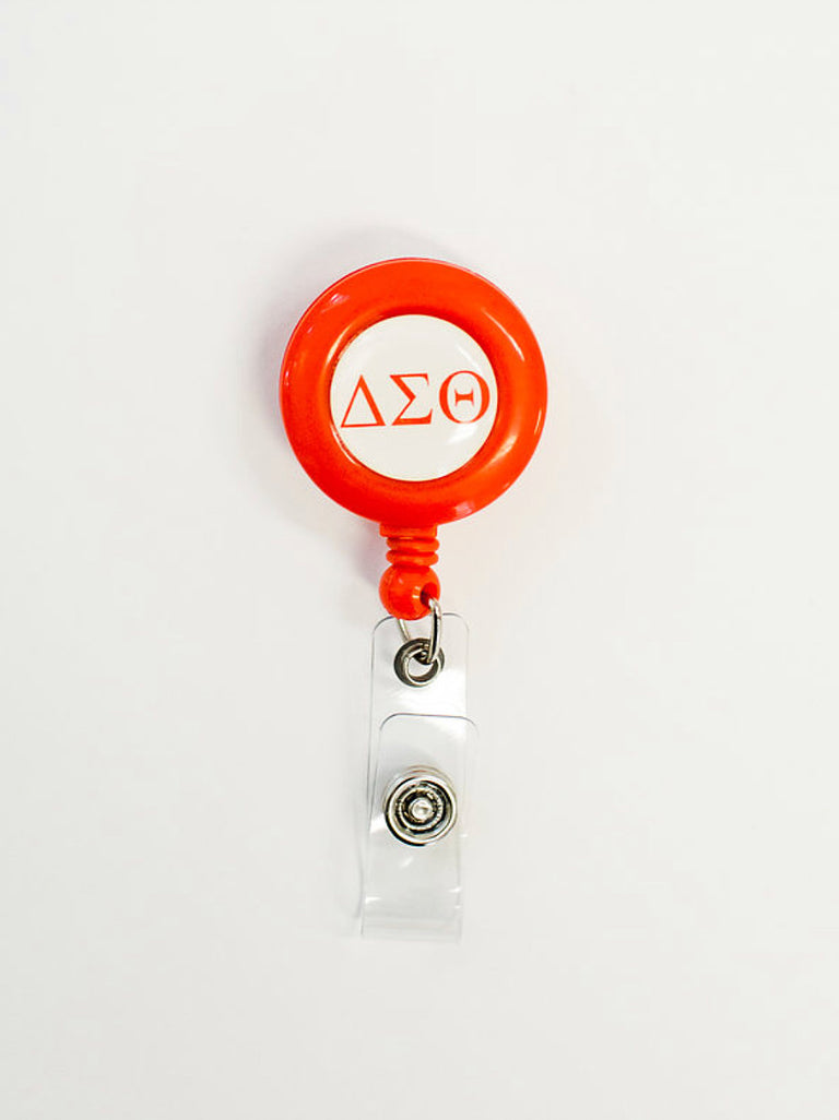 Delta Sigma Theta Badge Reel