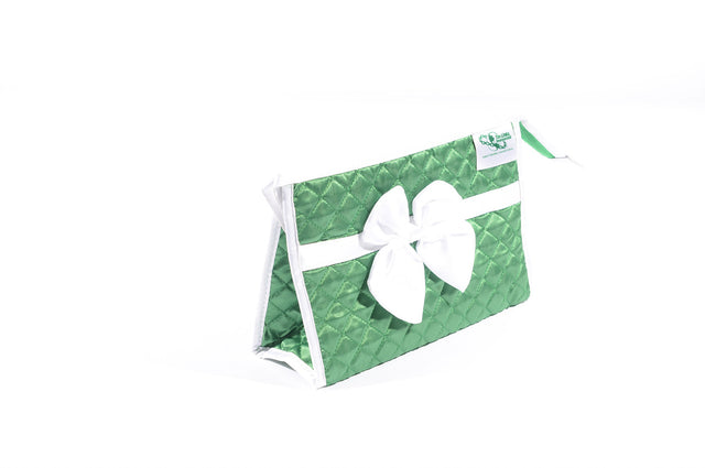 Links, Inc. Cosmetic Bag with Bow