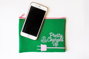 Pretty Charged up Bag