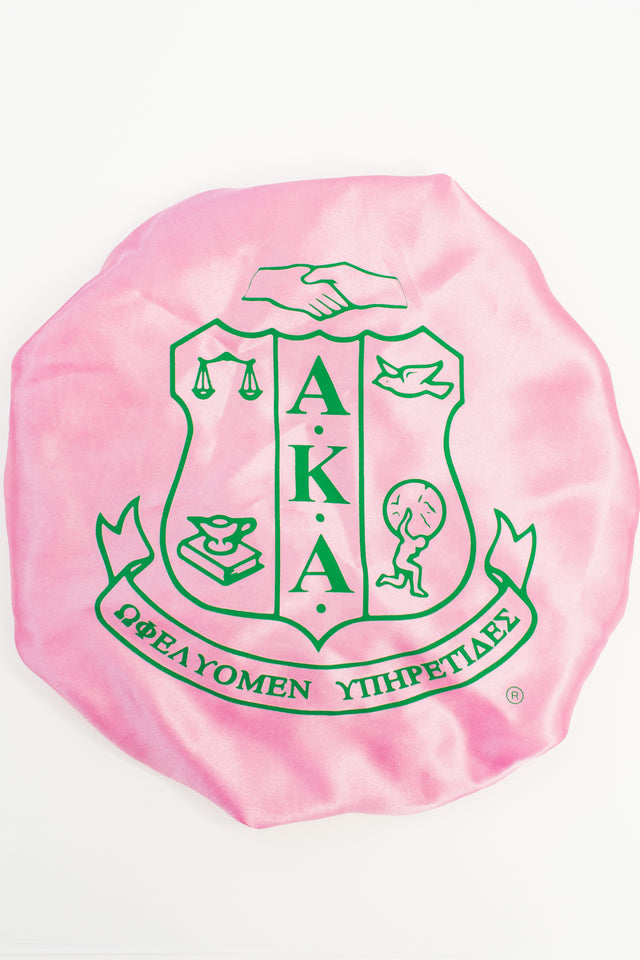 AKA Silk Jumbo Sleep Bonnet