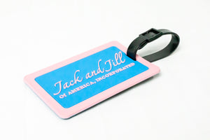 Jack and Jill of America, Inc. Luggage Tag