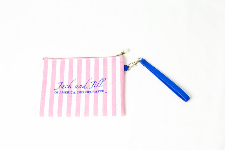 Jack and Jill of America, Inc. Wristlet