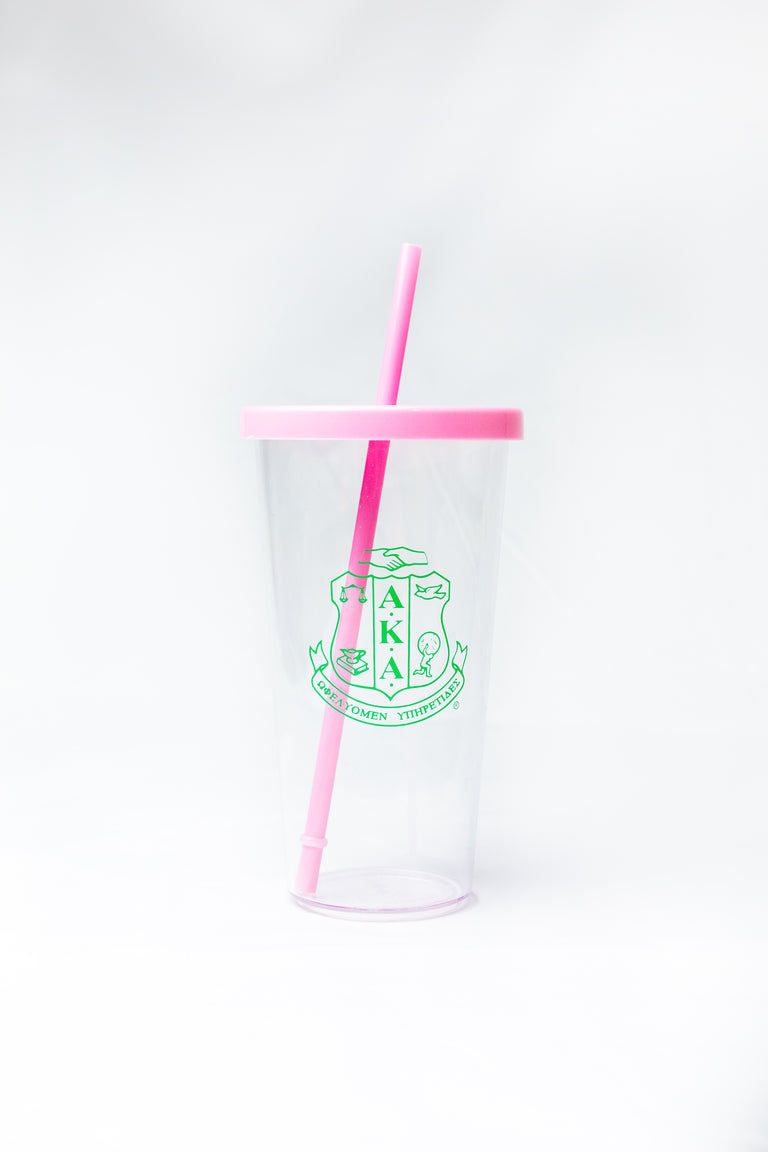 AKA Cup with Straw