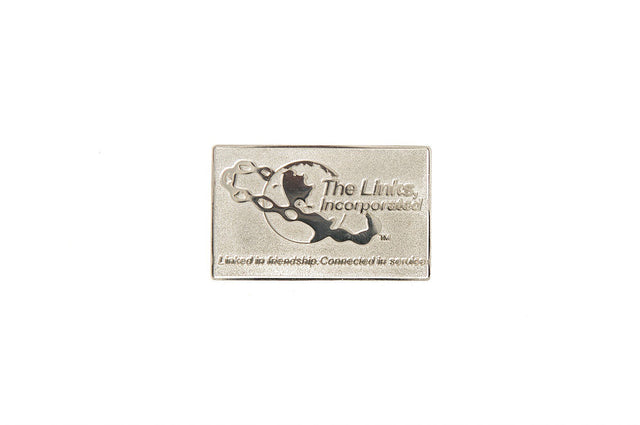 Silver Links, Inc. Logo Pin