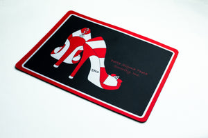 DST Shoe Mousepad