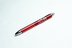Delta Sigma Theta Red Ink Pen