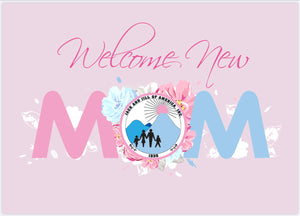 Jack and Jill of America, Inc. New Mom Notecards