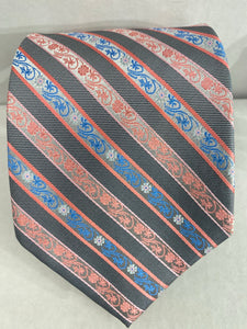 Jack and Jill of America Grey Necktie
