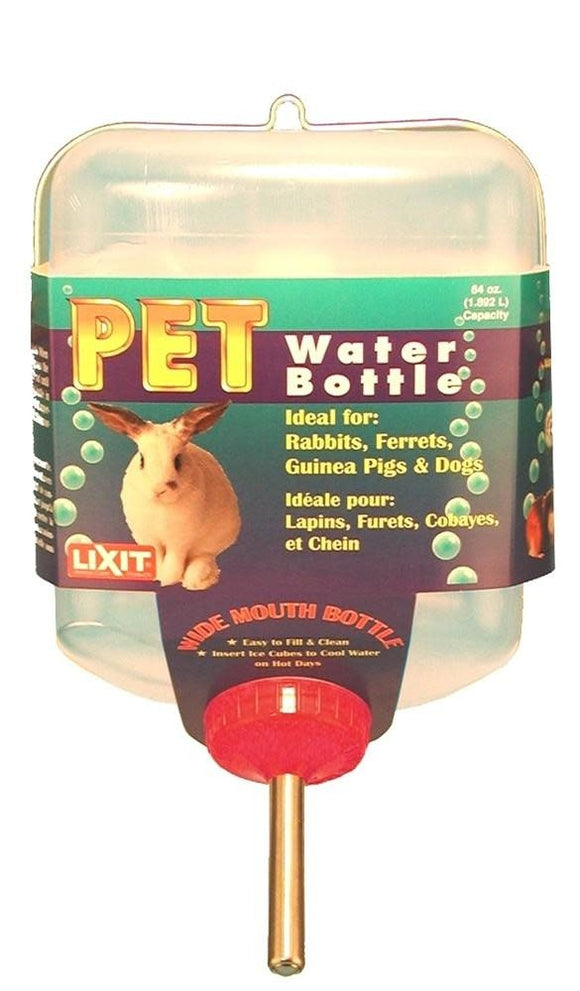 Lixit Water Bottle Rabbit 64oz