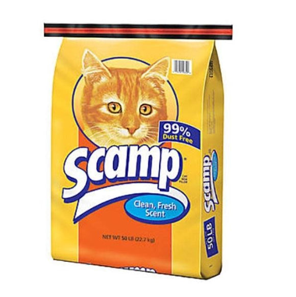 Scamp Fresh Scent Cat Litter