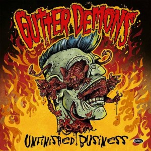 GUTTER DEMONS: Unfinished Business (physical CD)