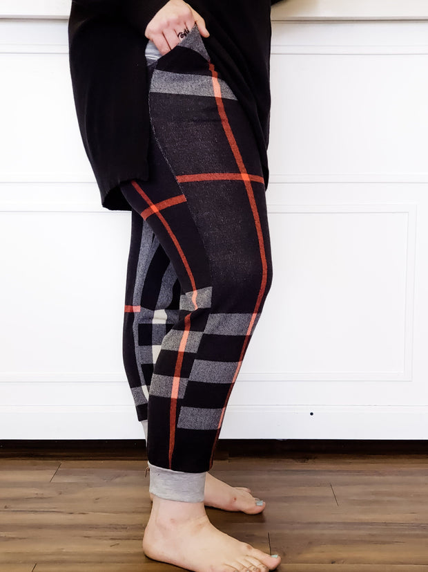 Plaid Joggers (S-3XL)