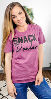 Snack Dealer Graphic Tee (S-3XL)