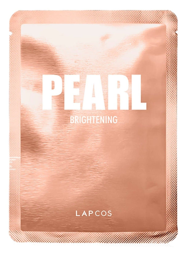 LAPCOS - Pearl Sheet Mask