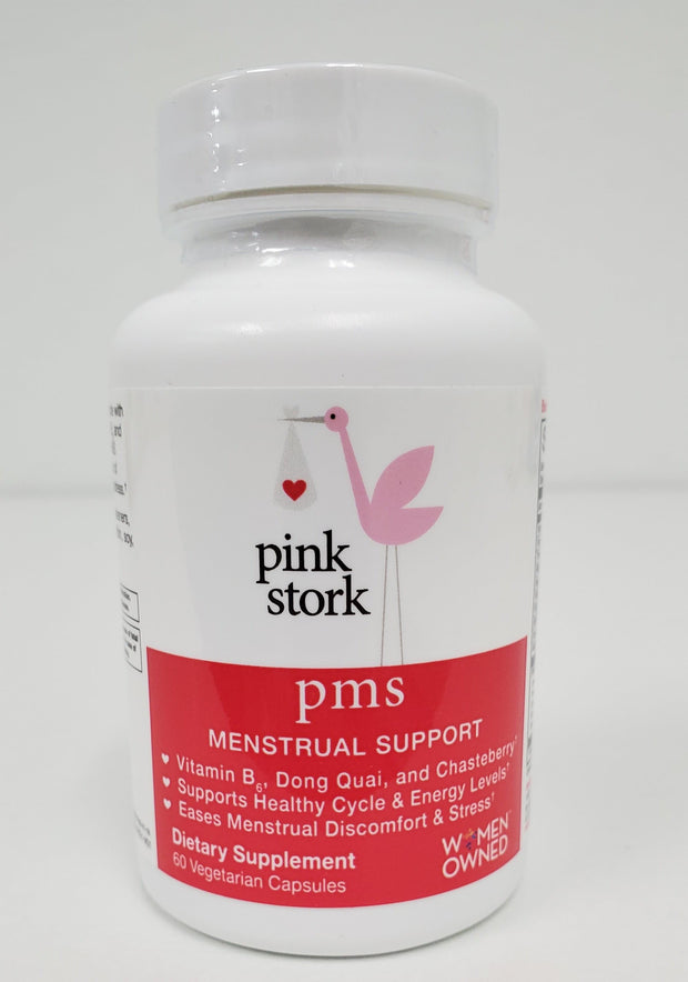 Pink Stork PMS Support Supplement