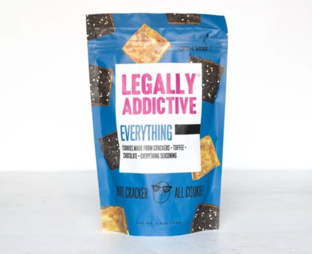 Legally Addictive Food Cookies