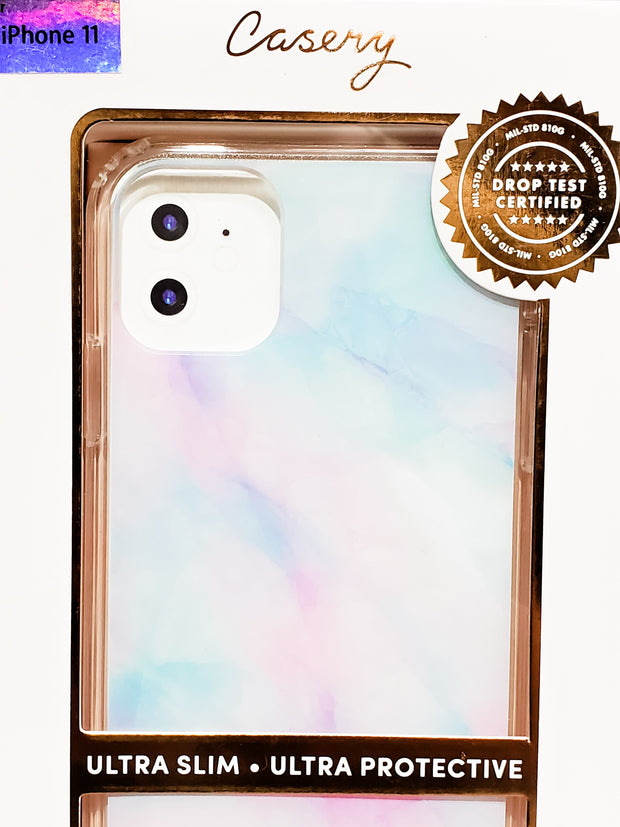 Iridescent Crystal iPhone Case (6s plus,7,8,11, 11ProMax)