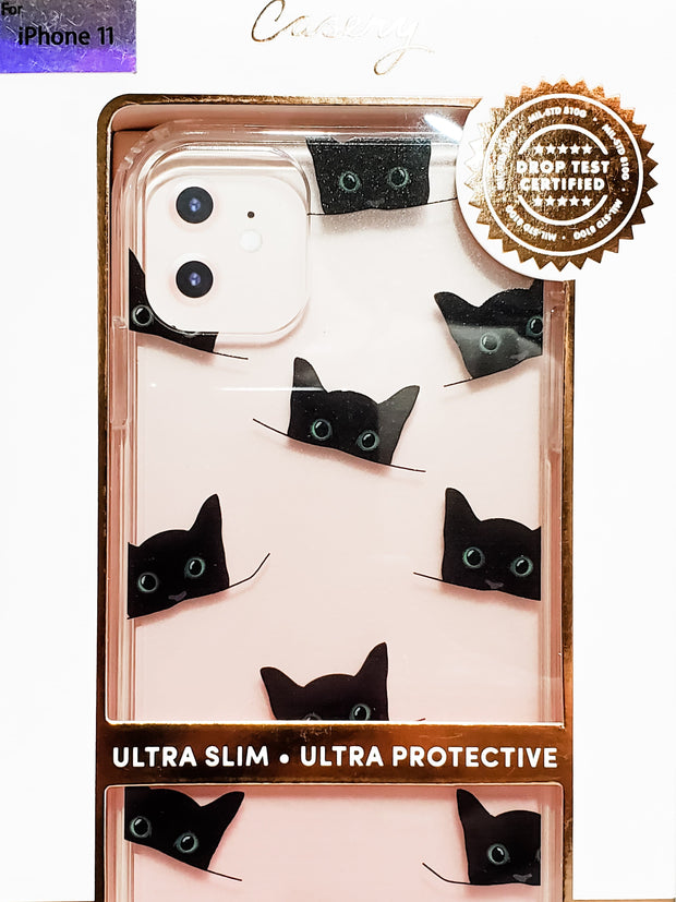 Kitty Cat iPhone Case (6s plus,7,8,11, 11ProMax)