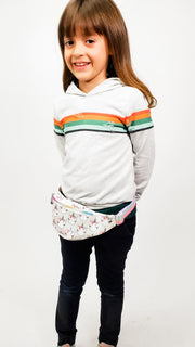 Whimsical Unicorn Belt Bag