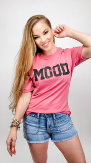 Mood Graphic Tee (S-3XL)