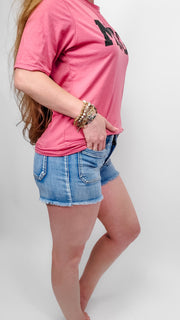 Judy Blue - Patch Pocket Shorts