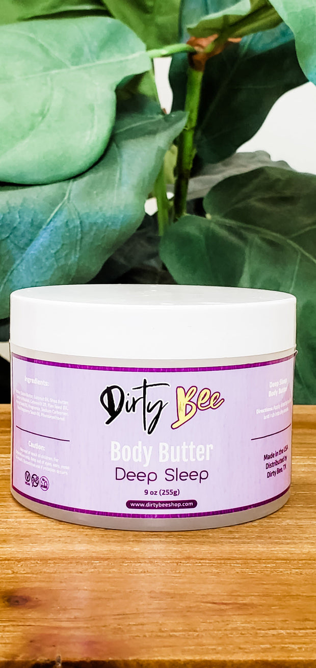 Dirty Bee Body Butter