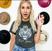 Tiger Queen Graphic Tee (S-3XL)