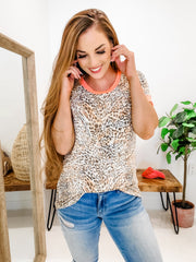 Leopard Print Top (S-3XL)