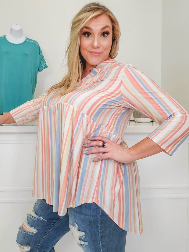 Baby Doll/Gabby Top (S-3XL)