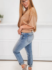 Judy Blue Get It Girl Mid Rise Boyfriend Jeans (0-24W)