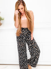Paper Bag Polka Dot Bottoms