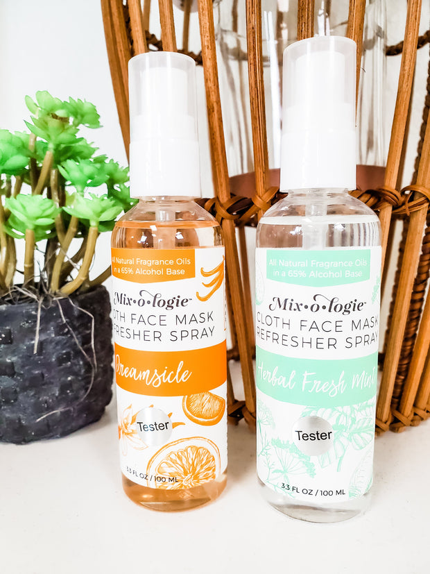 Mixologie - Face Refresher Spray