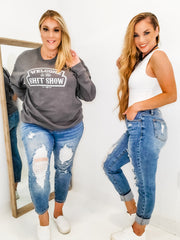 Judy Blue - BFF Relaxed Jeans (0-24W)
